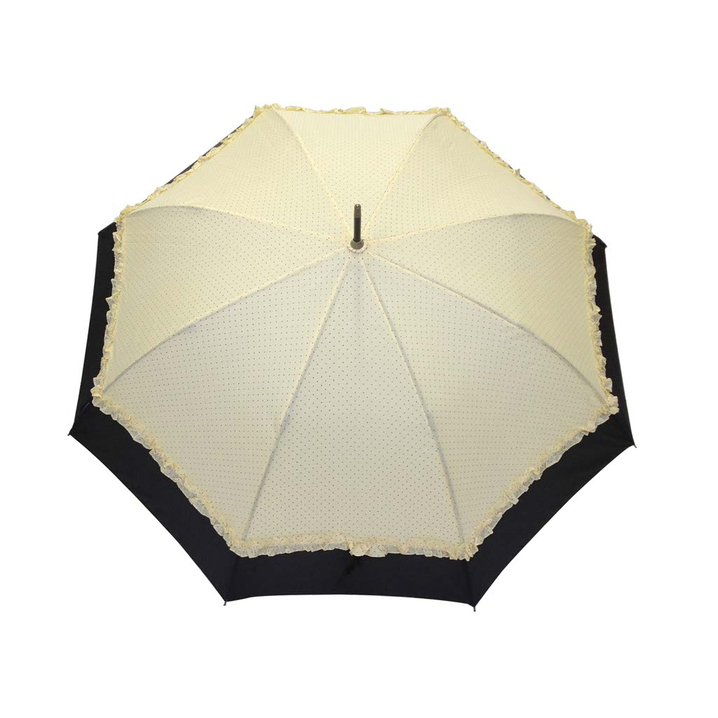 ausgefallene geschenkideen romantischer regenschirm in creme. Black Bedroom Furniture Sets. Home Design Ideas