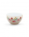 PIP HOME Schale / Müslischale Bowl Cherry khaki